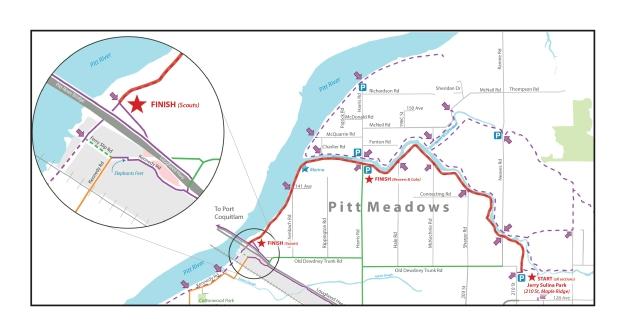 Nite Hike Map