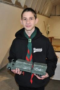 Winner-Scout Truck 3rd Design tie 1